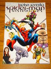 SPIDERMAN Visionaries John Romita Roman Graphique Marvel 9780785107941