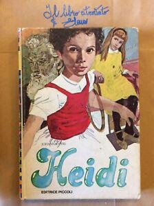 Johanna Spyri Il libro di Heidi illustrazioni Alarico Gattia Malipiero Edizioni