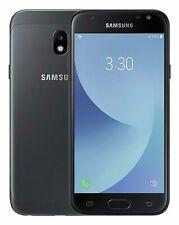 New *UNOPENED*  Samsung Galaxy J3 (2017) Duos J330F LTE Smartphone Black/16GB