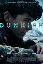 DUNKIRK MOVIE POSTER 2 Sided ORIGINAL FINAL 27x40 TOM HARDY CHRISTOPHER NOLAN