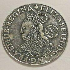 MEDAL MEDAILLE Elizabeth I 1558 - 1603