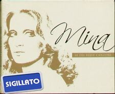 "MINA "" LE PIU' BELLE CANZONI "" CD SIGILLATO ARGENTINA 2005 DIGIPACK"