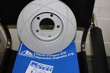 ATE Powerdisc- Brake Discs Audi A3/VW Golf V And VI Seat Skoda Set Front
