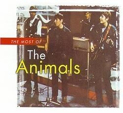 THE ANIMALS The Most Of The Animals CD BRAND NEW Eric Burdon Best Of Greatest