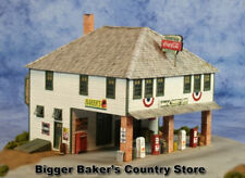 RAILROAD KITS HO SCALE BIGGER BAKERS COUNTRY STORE KIT