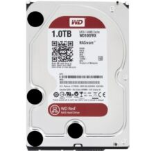 WD Red WD10EFRX - 1TB 5400rpm 64MB 3.5'' SATA III