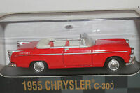 New Ray, 1/43 Scale 1955 Chrysler 300 Convertible,  Boxed