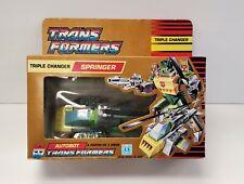 1990 Italian G1 Transformers Springer MISB