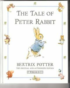 The Tale of Peter Rabbit by Potter, Beatrix Book The Cheap Fast Free Post