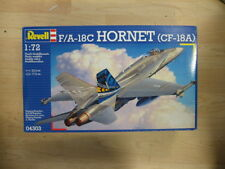 REVELL MODEL F/A-18C EAGLE NOSEART 1:72 BRAND NEW 04303