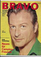 BRAVO Nr.19 von 1965 Rolling Stones, Lex Barker, Suzie, Marie Versini, Manuela..