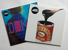 Arctic Monkeys-Noir Mélasse + ne pas s'asseoir cause * 7 in (environ 17.78 cm) Vinyl Free p&p UK