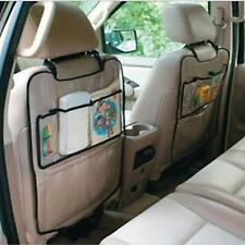 HOT 1PC Car Auto Seat Back Protector Cover For Children Kick Mat Storage Bag