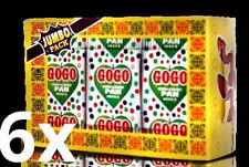 GOGO Pan Masala Supari 6x 48 (288 Packets) - **FREE SHIPPING TO UK**