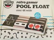 Nintendo Controller Inflatable Beach Pool Water Party Retro Gamer Float