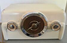 Crosley Model 10-135 Vintage Dashboard Radio 1950s Antique Retro Bakelite Works!