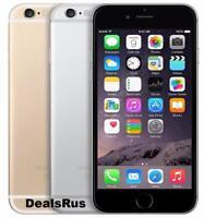 Apple iPhone 6 16GB 64GB Factory Unlocked GSM + VERIZON 4G LTE Smartphone