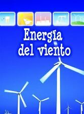 Energia del Viento (Wind Energy) (Exploremos la Ciencia) (Spanish Edit-ExLibrary