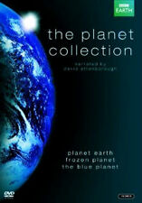 DVD:PLANET COLLECTION - NEW Region 2 UK