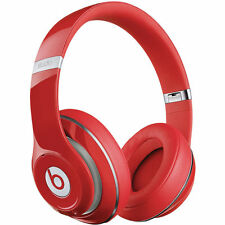 Beats by Dr. Dre Studio 2.0 Red Over Ear Headphones MH7V2AM/A