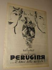 PERUGINA UOVA PASQUA CIOCCOLATA=ANNI '50=PUBBLICITA=ADVERTISING=WERBUNG=640