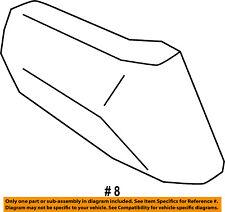 BMW OEM 15-16 X3 Interior-Rear Door-Cap 51427348963