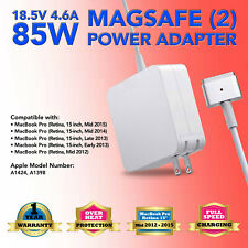 85W Power Adapter Charger for Apple MacBook Pro 15 inch...