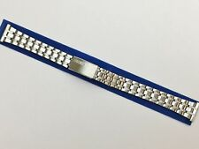 NEW 15MM SEIKO REPLACEMENT LADIES Z523SX STAINLESS STEEL UNIVERSAL WATCH BAND