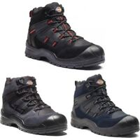 Dickies Mens Everyday Safety Work Boots Size UK 3-14 Steel Toe Cap Boot FA24/7B