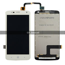 New White  ZTE Blade L2 Plus/L370  Touch Digitizer Screen+LCD Display Assembly