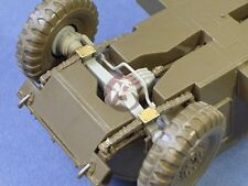 Resicast 1/35 Staghound Positionable Front Axle and Steering (Italeri) 352301