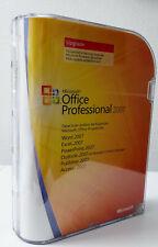 Microsoft Office Professional 2007-mit Zweitlizenz - Upgrade-Version -inkl. MwSt