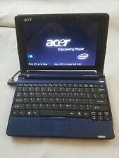 Acer Aspire One Series ZG5 Laptop / Netbook - Lubuntu
