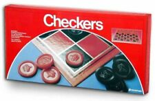 NEW CHECKERS BOARDGAME BOARD GAME CLASSIC BY PRESSMAN TOYS