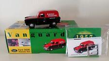1:43 Vanguards 1957 Ford 300E Thames Evening Standard Van Perfect Boxed VA03303