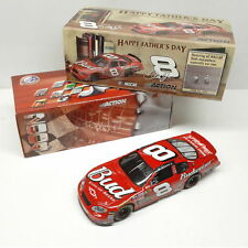 Dale Earnhardt Jr 2004 Fathers Day Budweiser 1/24 Action Diecast Car