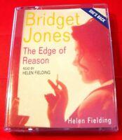 Helen Fielding Reads Bridget Jones The Edge Of Reason 2-Tape Audio Diary Sequel