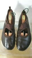TSUBO Flats Women's Brown Mary Jane Slip-On/Loafer - Size 8