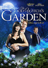 THE GOOD WITCH'S GARDEN New DVD Hallmark Channel Catherine Bell