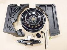 Genuine Nissan Qashqai J11 2014- Spare Wheel Space Saver Kit Jack, Tools, Foams