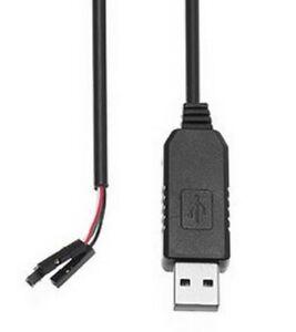 Cavo adattatore convertitore RS232-USB-TTL con PL2303TA adapter PL2303 PL2303HX