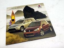 2007 Suzuki XL-7 Grand Vitara SX4 Forenza Reno Aerio Press Kit