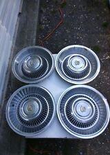 1963-1964 Cadillac Wheel Covers Hubcaps - SET of 4 Eldorado DeVille Fleetwood