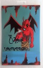 * OZZFEST * - 1998 Tour - LAMINATED BACKSTAGE PASS - MEGADETH - TOOL - UNIVERSAL