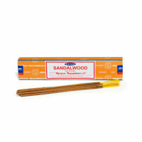 Satya Sai Baba Nag Champa Sandalwood Incense Sticks 40 Gram Box