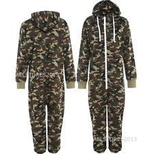 Vêtements ensemble pyjama polaire avec manches longues pour fille de 2 à 16 ans