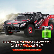 WLtoys 12423 1/12 RC Car 2.4g 4wd Electric Brushed Short Course RTR Truck Models