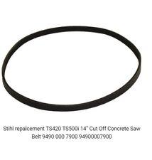 """14"""" Cut Off Concrete Saw Belt Fits Stihl TS420 TS500i 9490 000 7900 94900007900"""