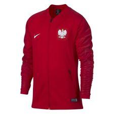 Nike Jr Polska Anthem Jacket Trainingsjacke 611 Größe 164 Cm