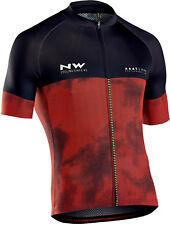 MAGLIA NORTHWAVE BLADE 3 col. RED/BLACK tg. XL